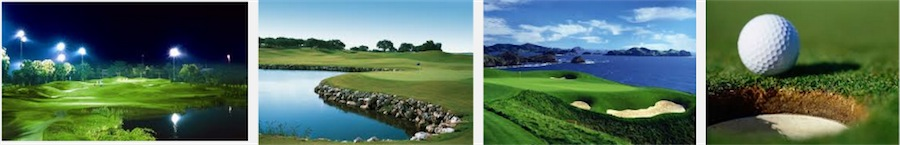 Database of Golf Courses and Clubs